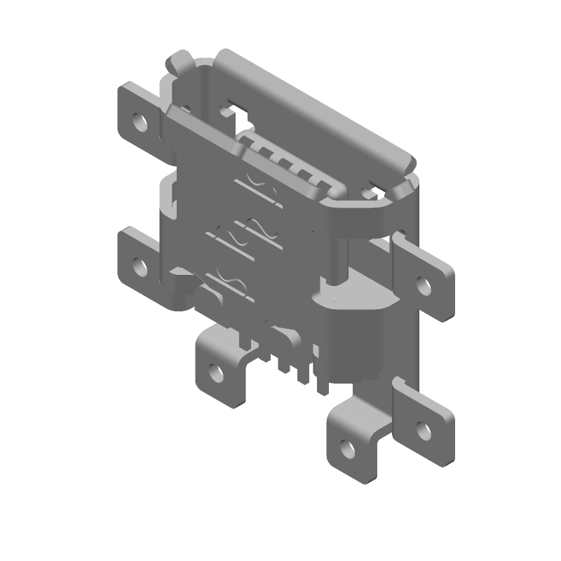 47491-0001 - Molex - 3D model - Other - 47491-0001