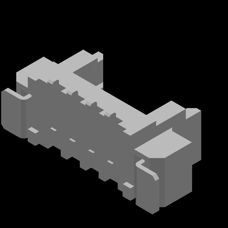 53398-0471 - Molex - 3D model - Other - 53398-0471_1