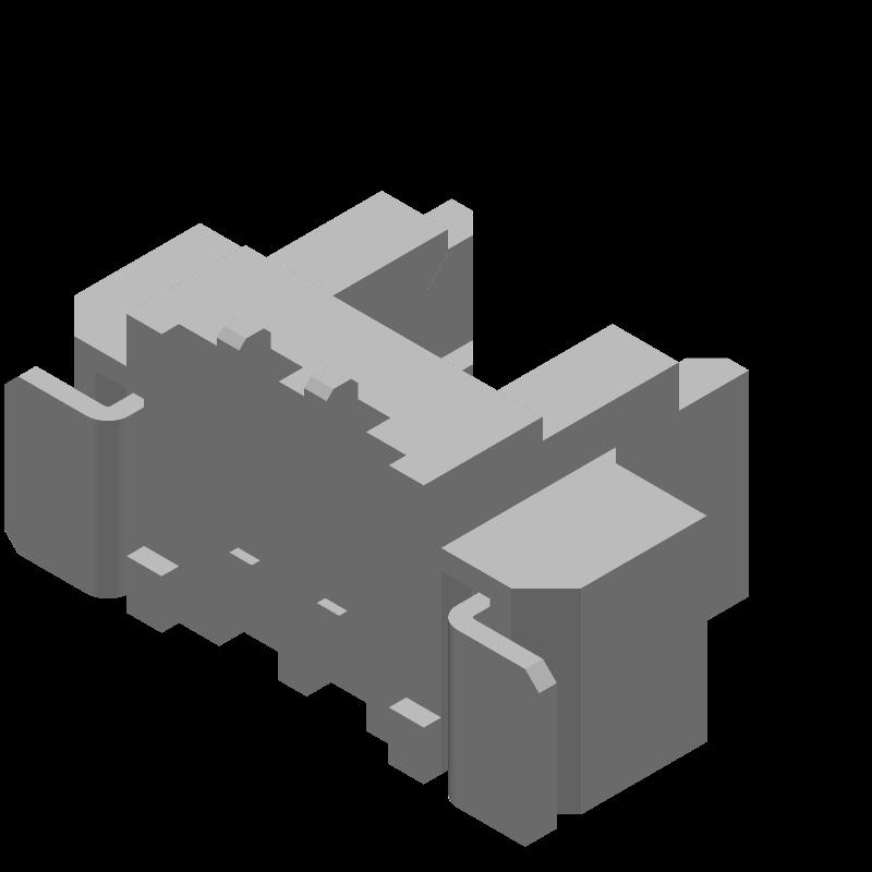 53398-0271 - Molex - 3D model - Other - 53398-0271_2020