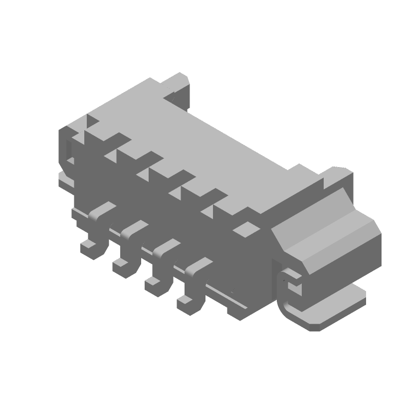 53261-0471 - Molex - 3D model - Other - 53261-0471