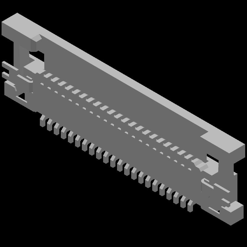 54548-2271 - Molex - 3D model - Other - 54548-2271