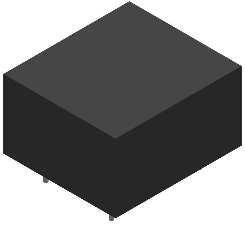 LEM LV25-P (Other) 3D model isometric projection.
