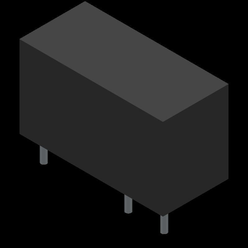 FTR-H1CA005V - FUJITSU - 3D model - Other - FTR-H1C