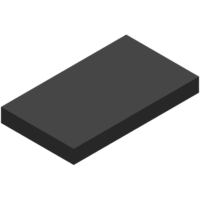 Espressif Systems ESP32-S2-WROVER (Other) 3D model isometric projection.