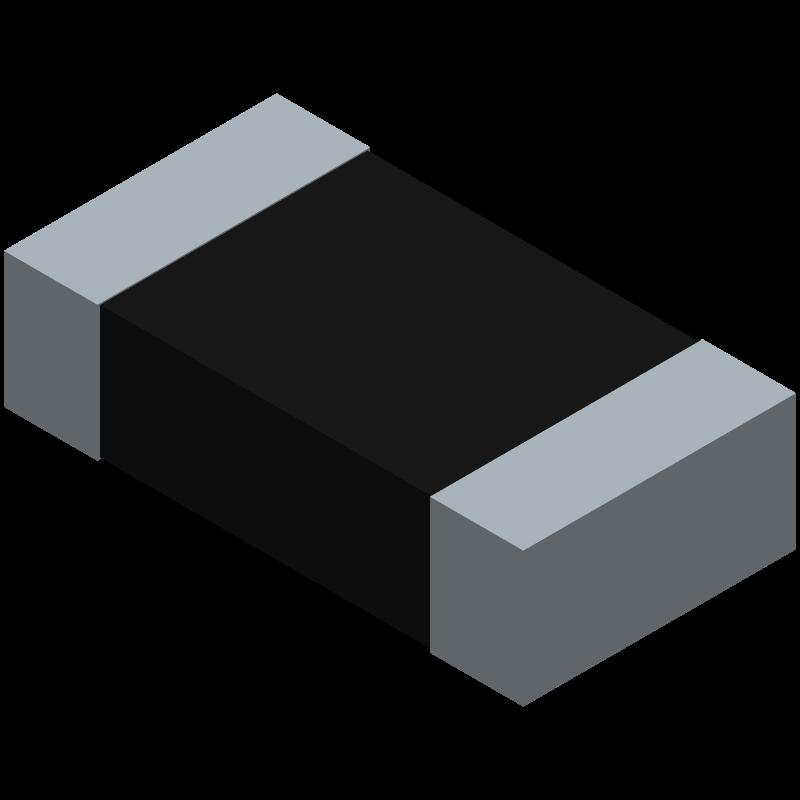 CSS2H-3920R-L200FE - Bourns - 3D model - Resistor Chip - CSS2H-3920R_1