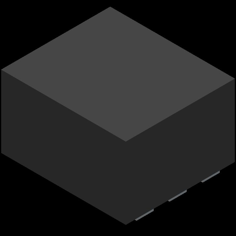 150352M173300 - Würth Elektronik - 3D model - Other - 150352M173300-2