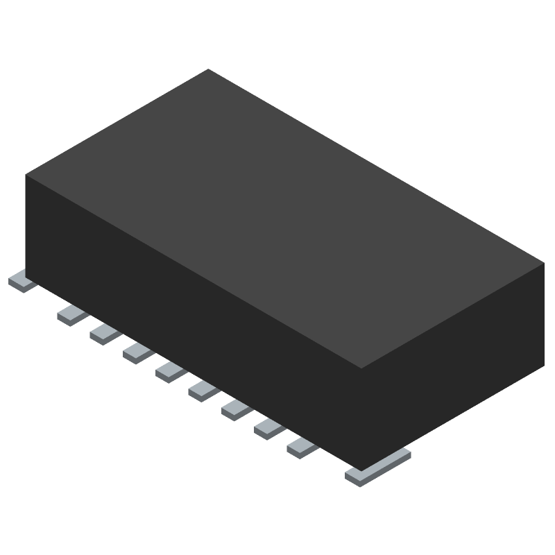 502598-1593 - Molex - 3D model - Other - 502598-1593-1