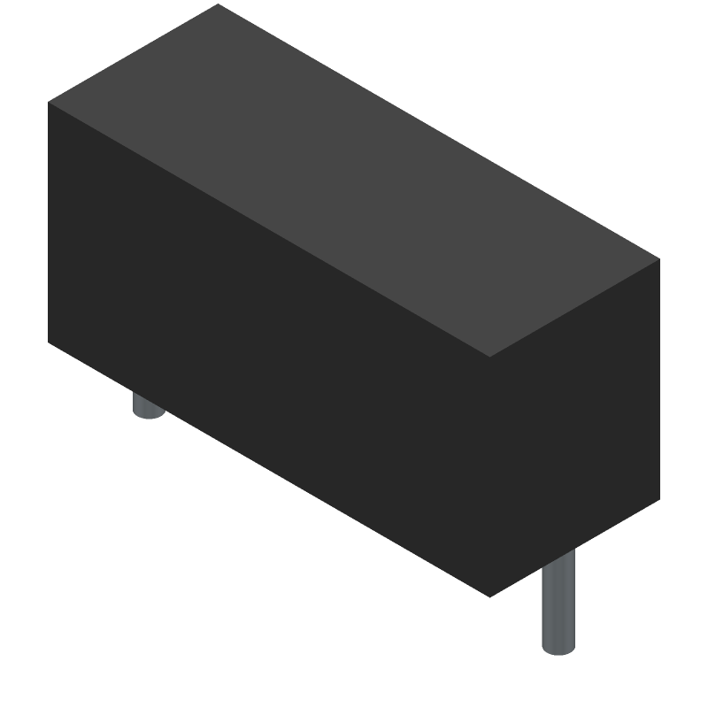 LITTELFUSE 0PTF0078P (Other) 3D model isometric projection.