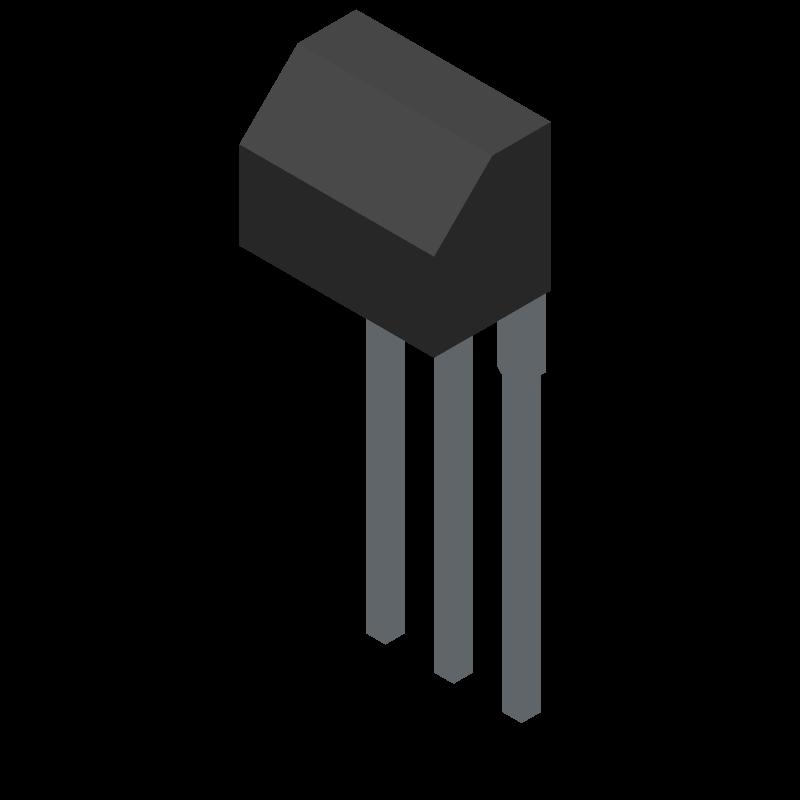 5LN01SP-AC - ON Semiconductor - PCB Footprint & Symbol Download