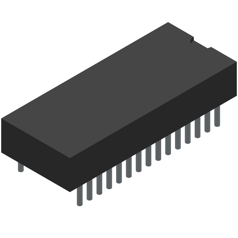 Nano - Arduino - 3D model - Dual-In-Line Packages - Arduino Nano