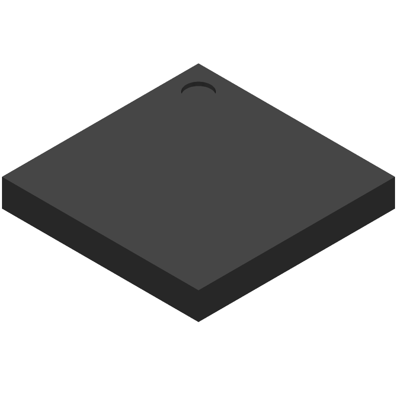 ZL30159GGG2 - Microchip - 3D model - BGA - 64 LCSP