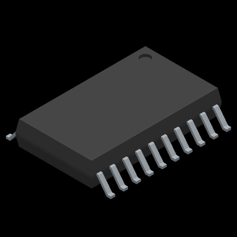 Atmel ATTINY40-SU 8bit AVR Microcontroller 12MHz 4 kB Flash 20-Pin SOIC
