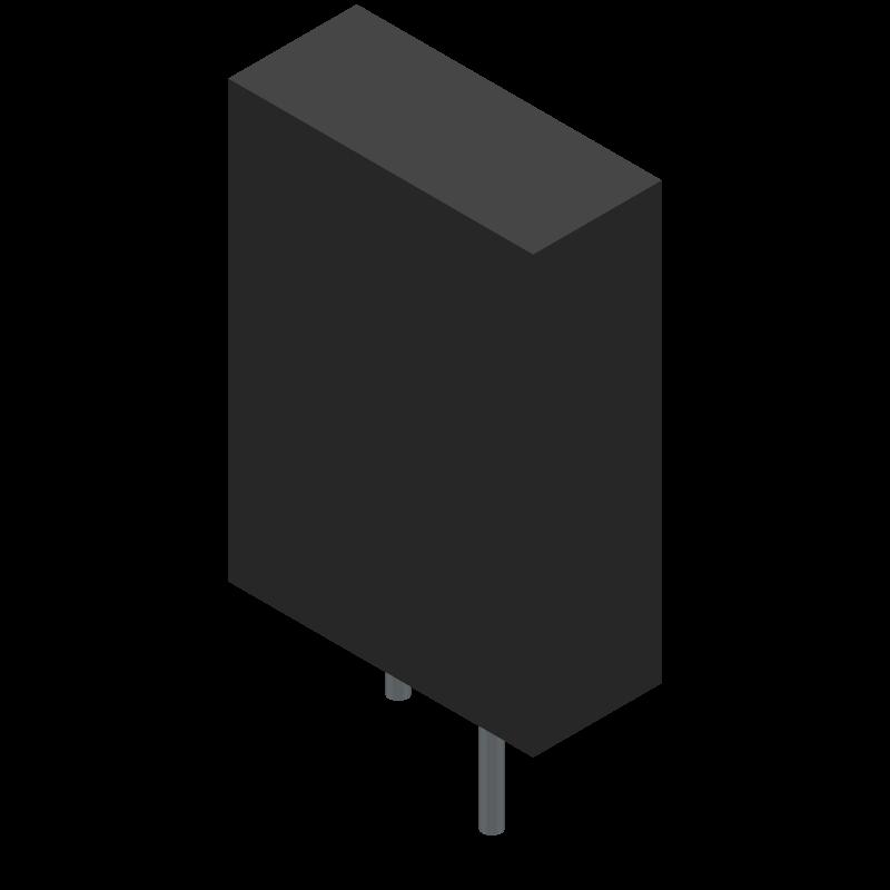 B72214S0271K101 - EPCOS - 3D model - Other - B72214S0271K101