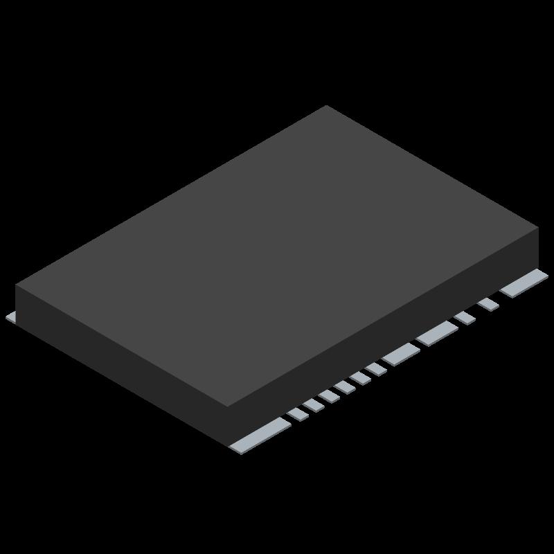 104239-1430 - Molex - 3D model - Other - 104239-1430