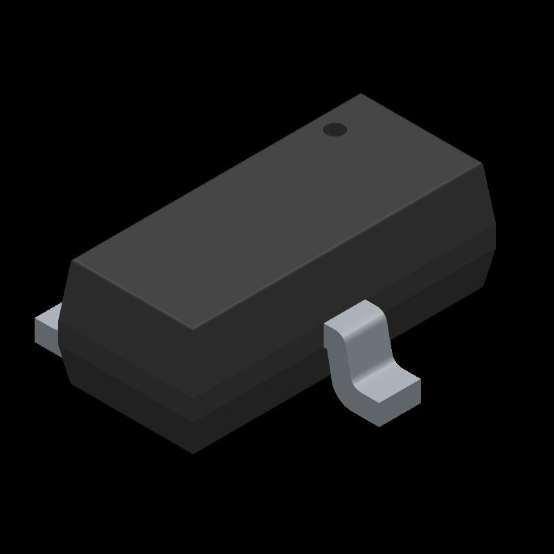ZXSC380FHTA - Diodes Inc. - 3D model - SOT23 (3-Pin) - SOT-23_6