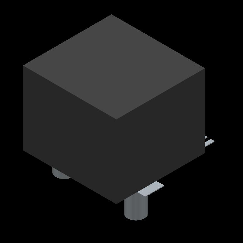 634008137521 - Würth Elektronik - 3D model - Other - 634008137521