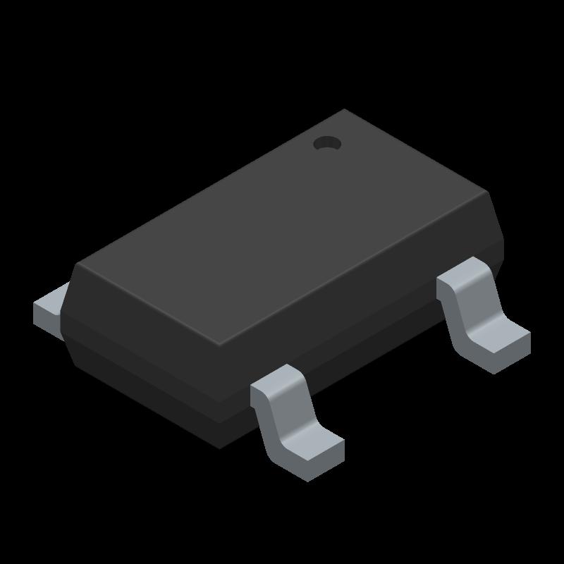 LTC6905IS5#TRMPBF Silicon Oscillator 170MHz 5-Pin TSOT-23