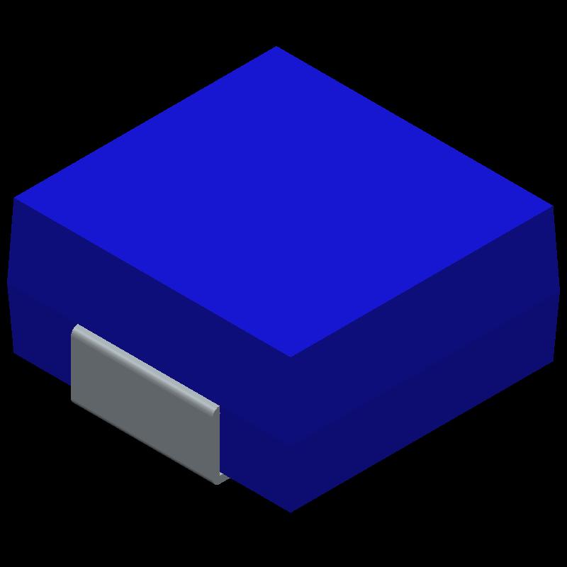FDSD0420-H-100M=P3 - Murata Electronics - PCB Footprint