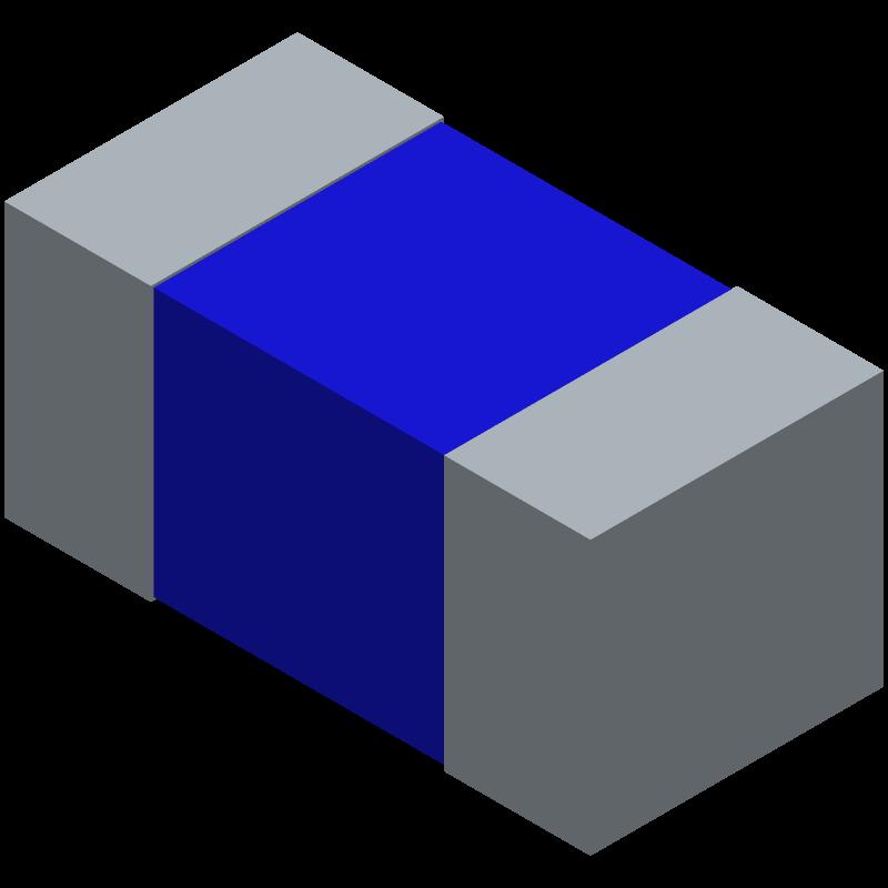 ATFC-0201-10N-GT - ABRACON - 3D model - Inductors Chip - ATFC-0201