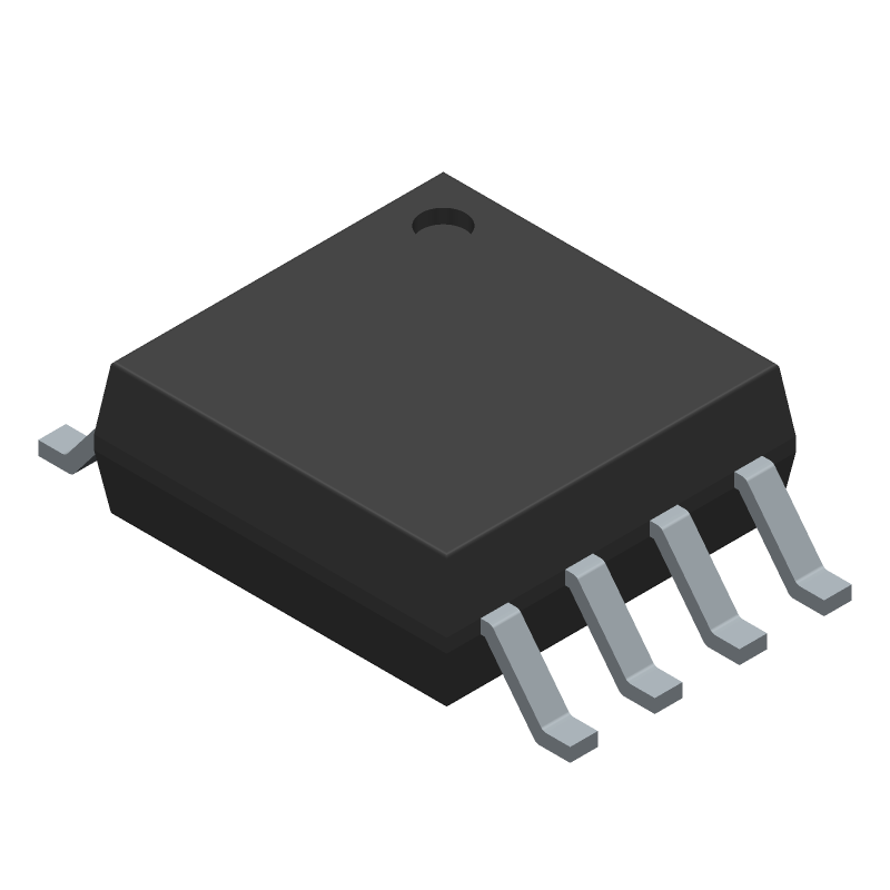ATTINY85-20SH - Microchip - 3D model - Small Outline Packages - ATTINY85-20S