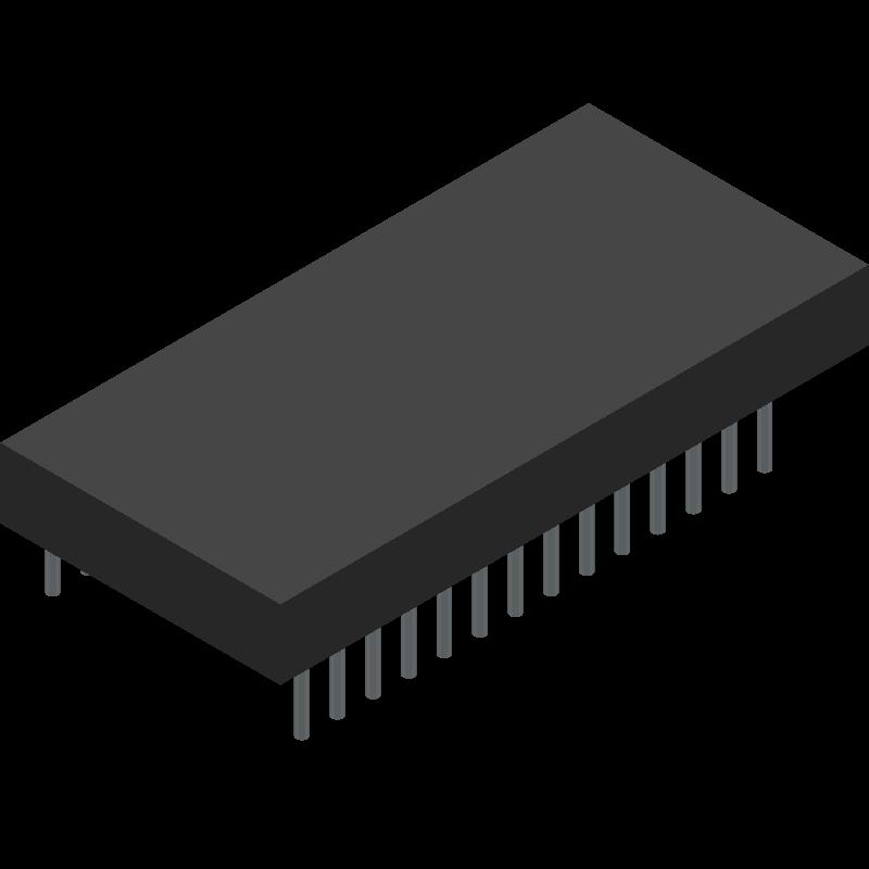 3338 - Adafruit - 3D model - Other - WiPy 2.0