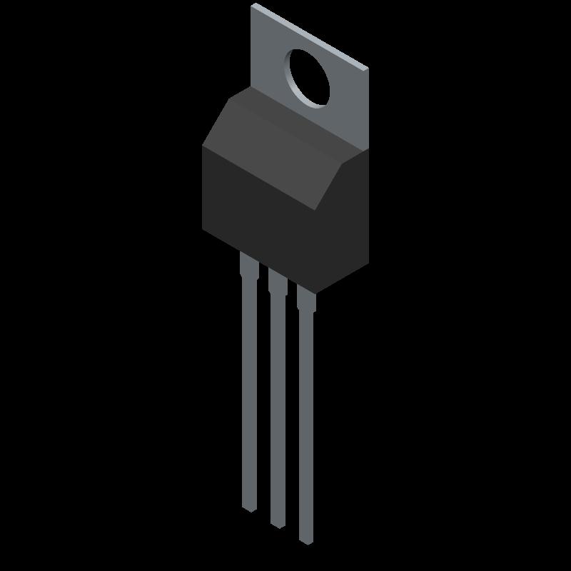 FAIRCHILD SEMICONDUCTOR TIP112TU DARLINGTON TRANSISTOR 1 piece NPN TO-220 100V