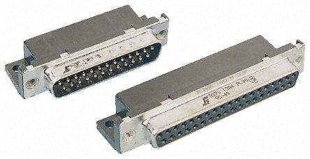 Component AMPHENOL FCI D25S13A4PL00LF