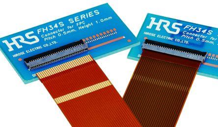 FH34SRJ-4S-0 5SH(99) - Hirose - PCB Footprint & Symbol Download