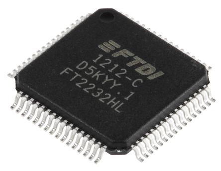 Component FTDI Chip FT2232HL