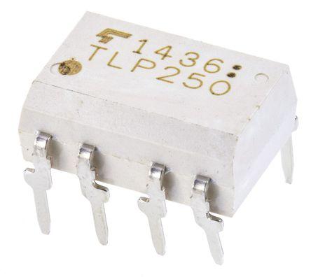TLP250(F) - Toshiba - PCB Footprint & Symbol Download