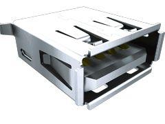 USB-A-S-F-B-TH-R - SAMTEC