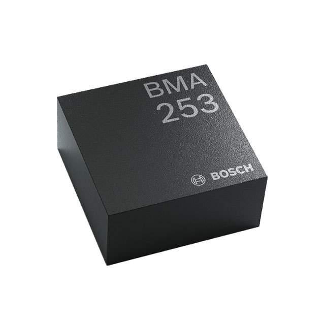 BMA253 - Bosch Sensortec