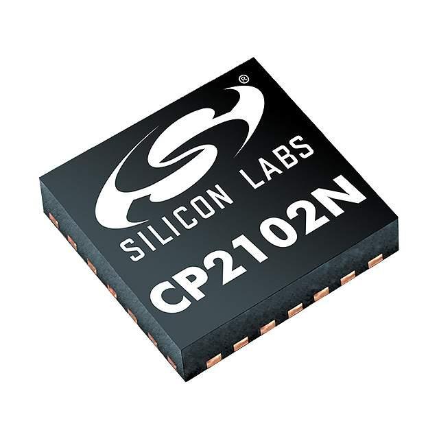 CP2102N-A01-GQFN28R - Silicon Labs