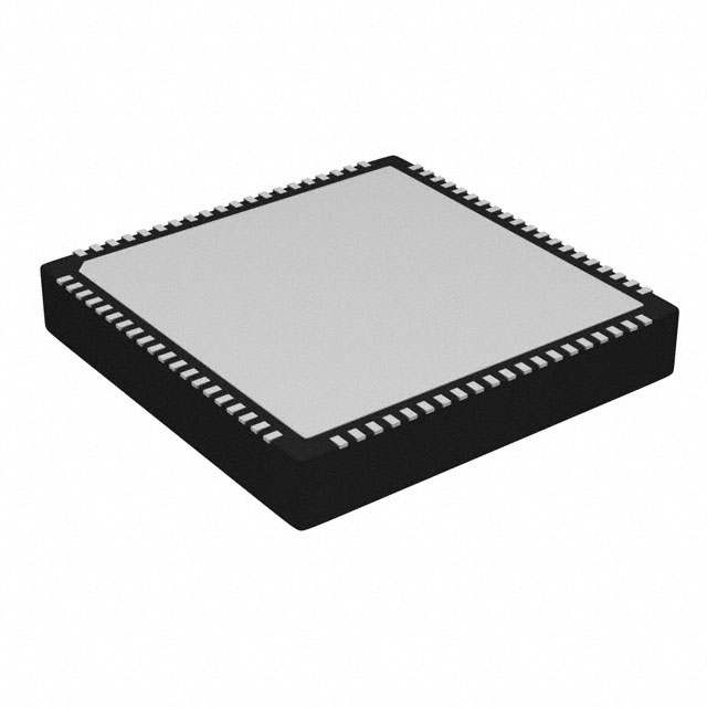 EFM32TG11B520F128GM80-A - Silicon Labs