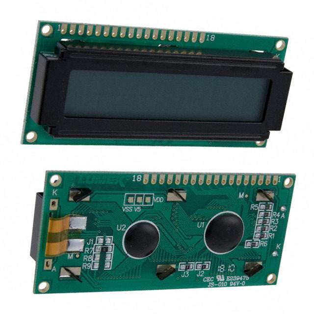 LCR-U01602DSF/AWH - Lumex