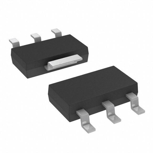 LM1117MPX-3.3/NOPB - Texas Instruments