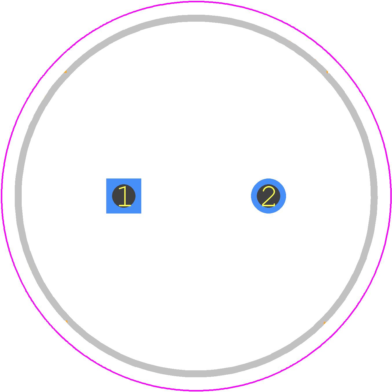 EEUED2G150 - Panasonic - PCB Footprint & Symbol Download