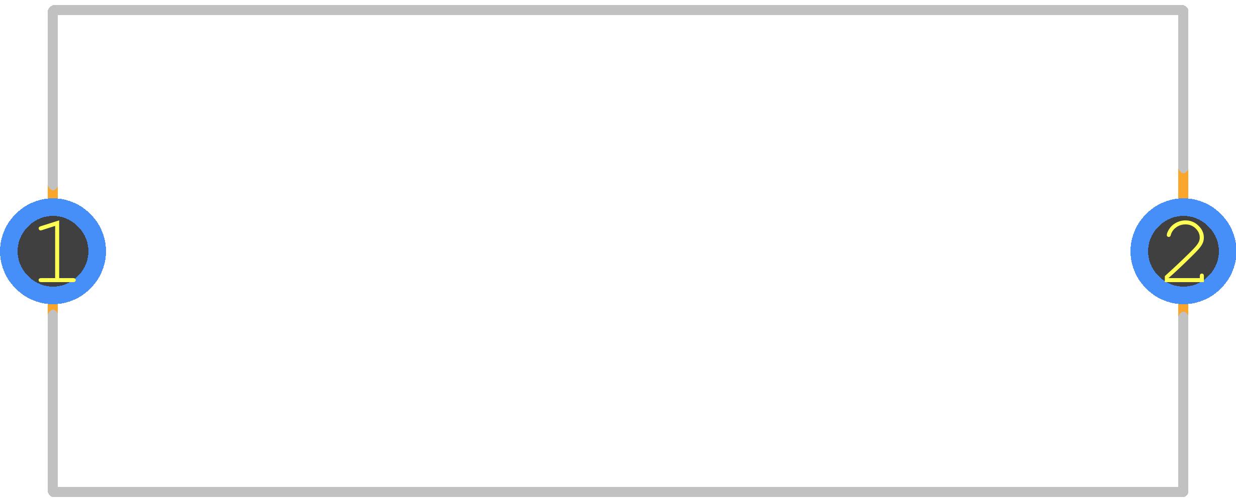 0031.8201 - SCHURTER PCB footprint - Other - 0031.8201