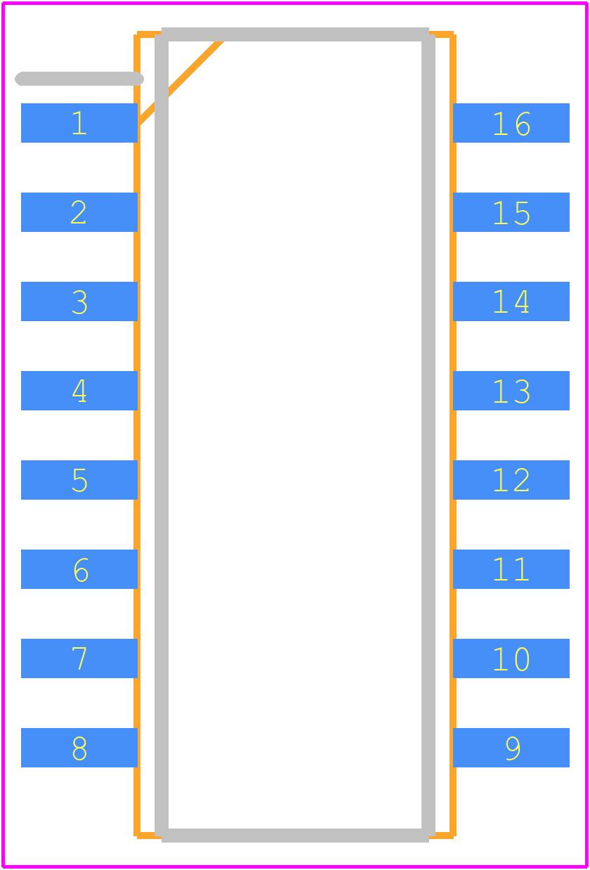 A6H-8101 - Omron Electronics - PCB Footprint & Symbol Download