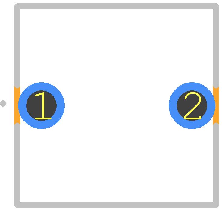 SKQKADD010 - ALPS PCB footprint - Other - SKQKADD010