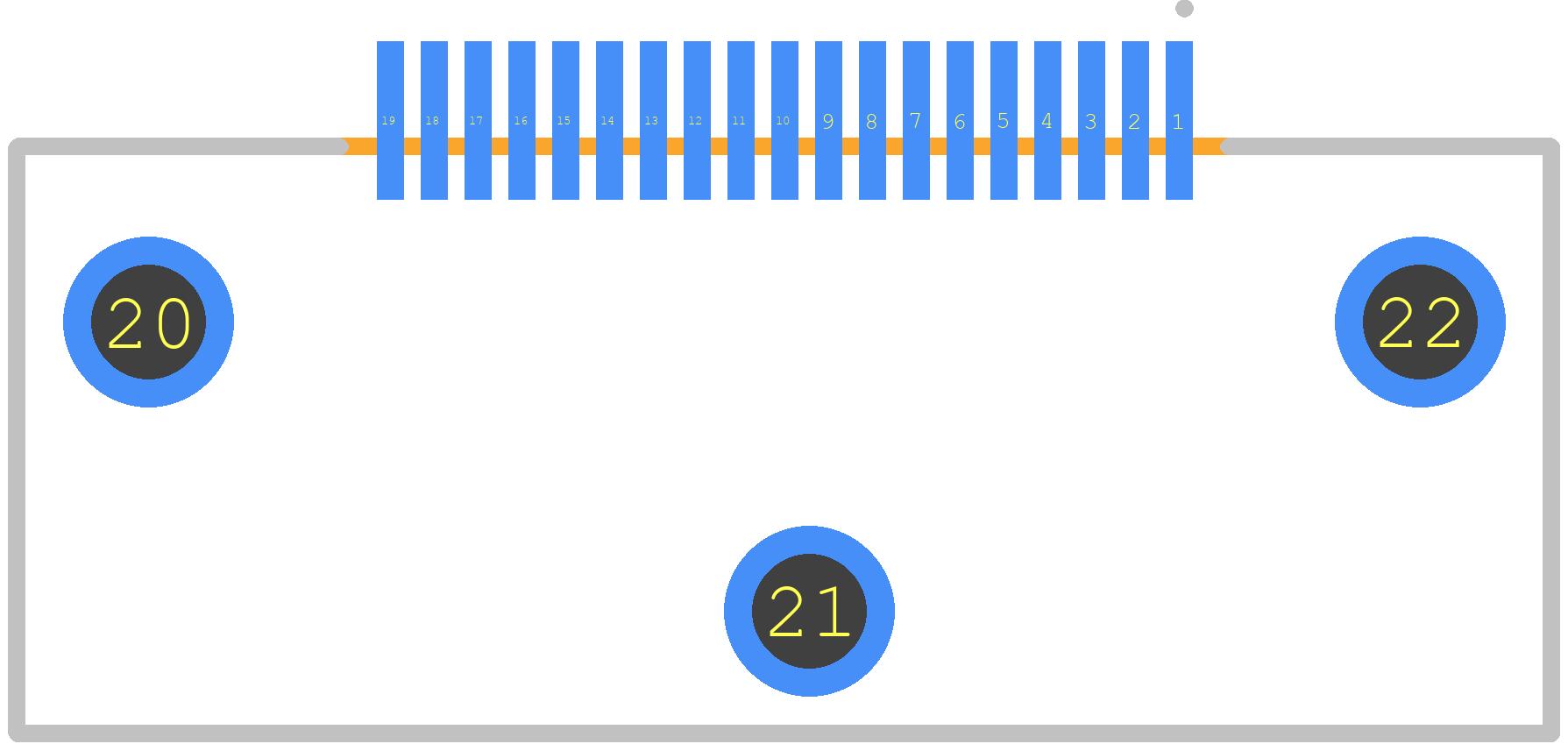 47659 1000 Molex Pcb Footprint Symbol Download Displayport Schematic Other