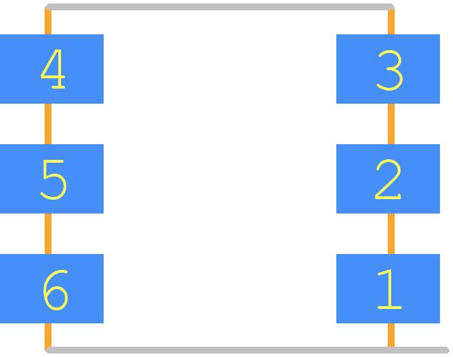 WS2813 - Worldsemi PCB footprint - Other - WS2812