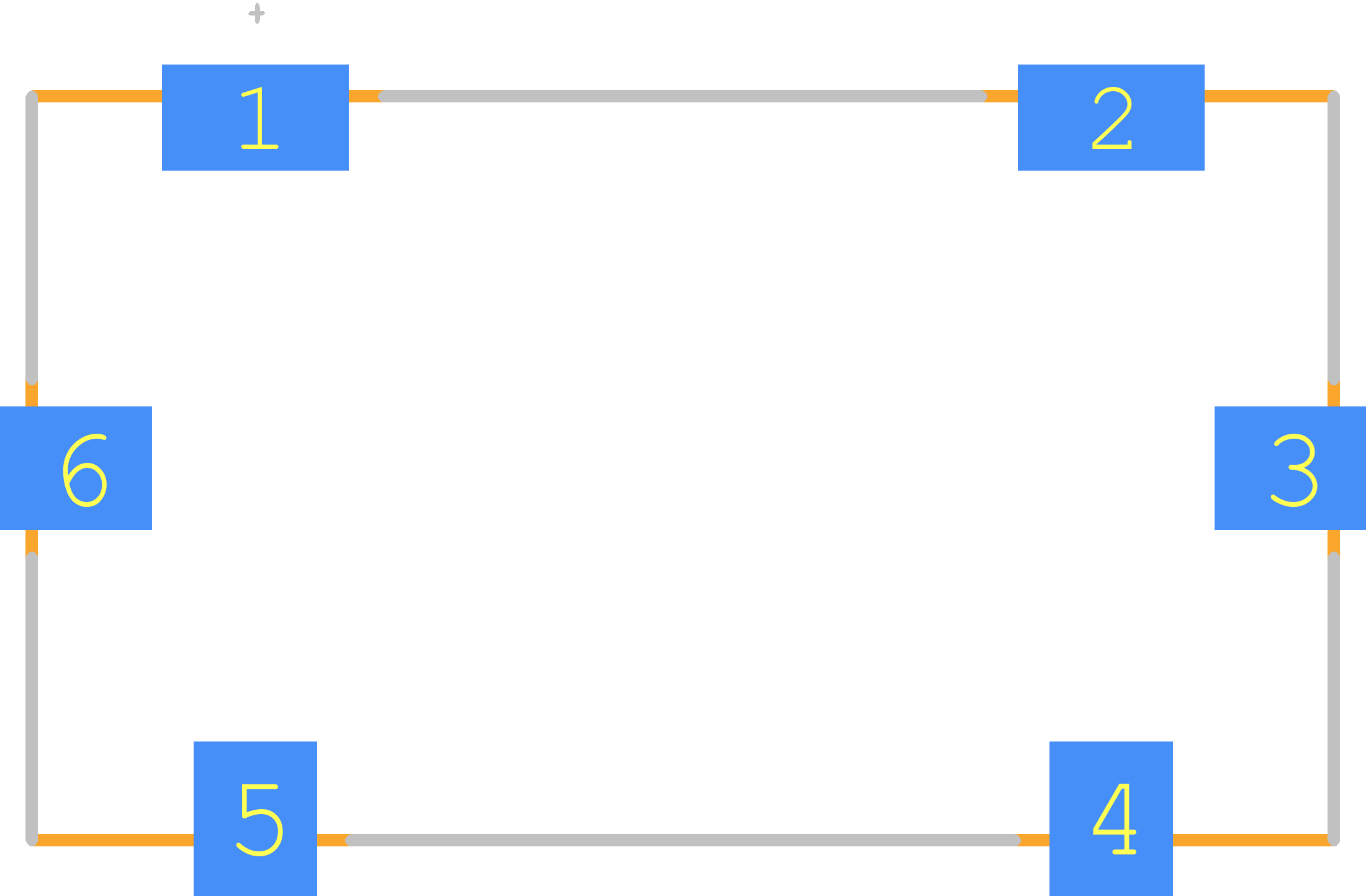Lpf B50 Mini Circuits Pcb Footprint Symbol Download Symbols In Other