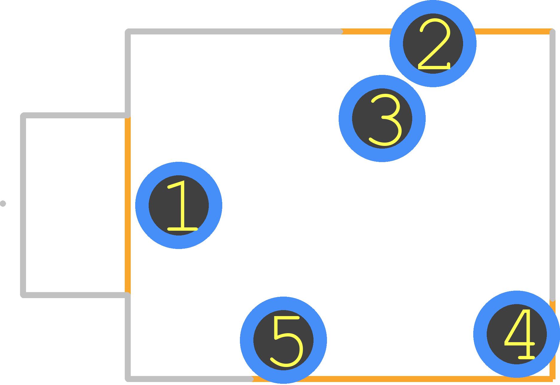AJ-1780 - -- PCB footprint - Other - AJ-1780