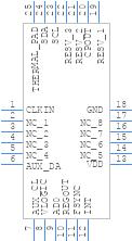 MPU-6050 - INVENSENSE - PCB symbol
