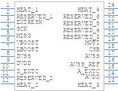 SCR2100-D08 - Murata Electronics - PCB Footprint & Symbol Download