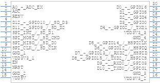 113990105 - Seeed Studio - PCB symbol