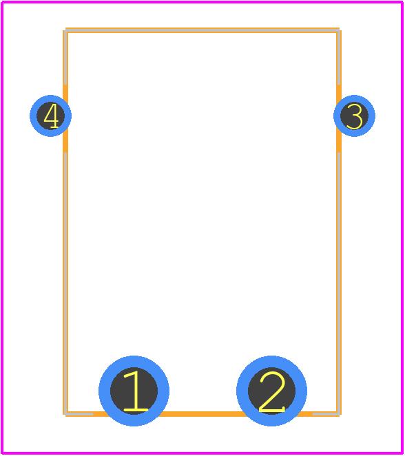 XT30PW-M - Amass PCB footprint - Other - XT30PW-M