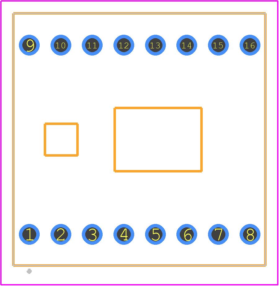 ROB-14450 - SparkFun PCB footprint - Other - ROB-14450