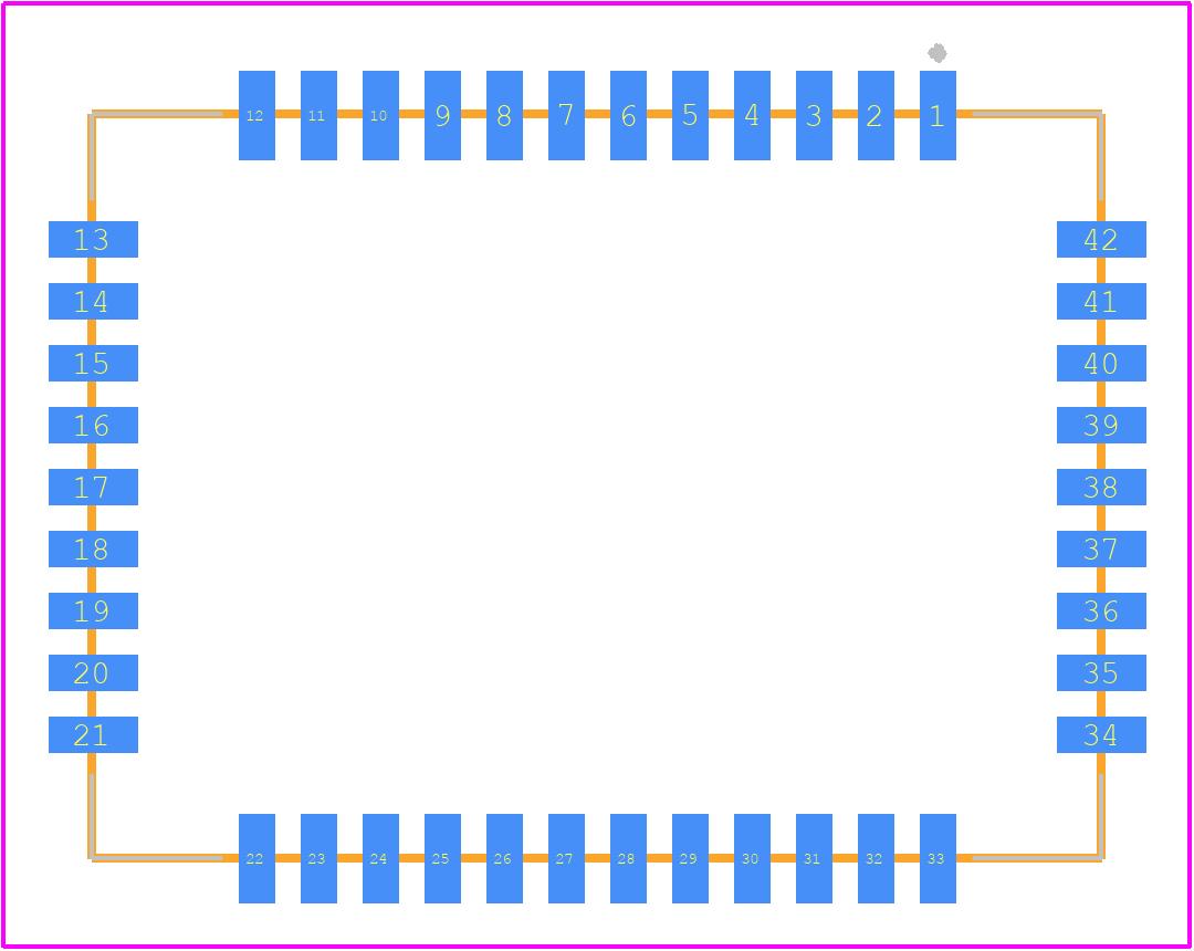 A6 - ai-thinker PCB footprint - Other - A6
